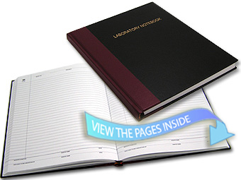 Lab Notebooks Compared: BookFactory Comparison to Boorum & Pease